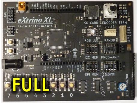 eXtrino XL FULL