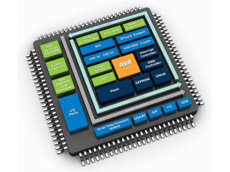 Mikrokontroler ATxmega128A3U