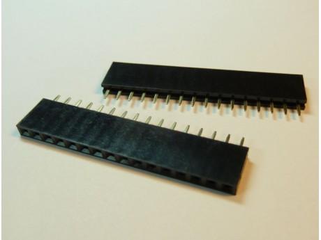 Konektor SIL16 16 pinów 2,54mm