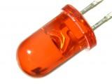 LED czerwony crystal 5mm
