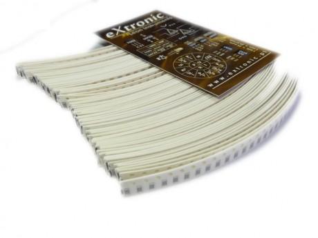 Zestaw 2000 elementów SMD 0805
