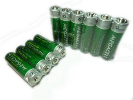 Bateria cynkowo-węglowa AA R6 (2szt)