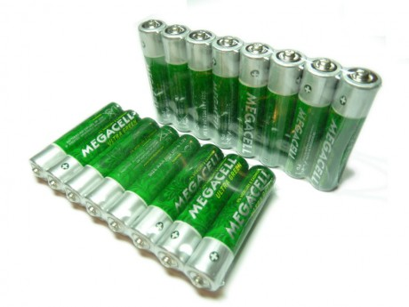 Bateria cynkowo-węglowa AAA R03 (2szt)