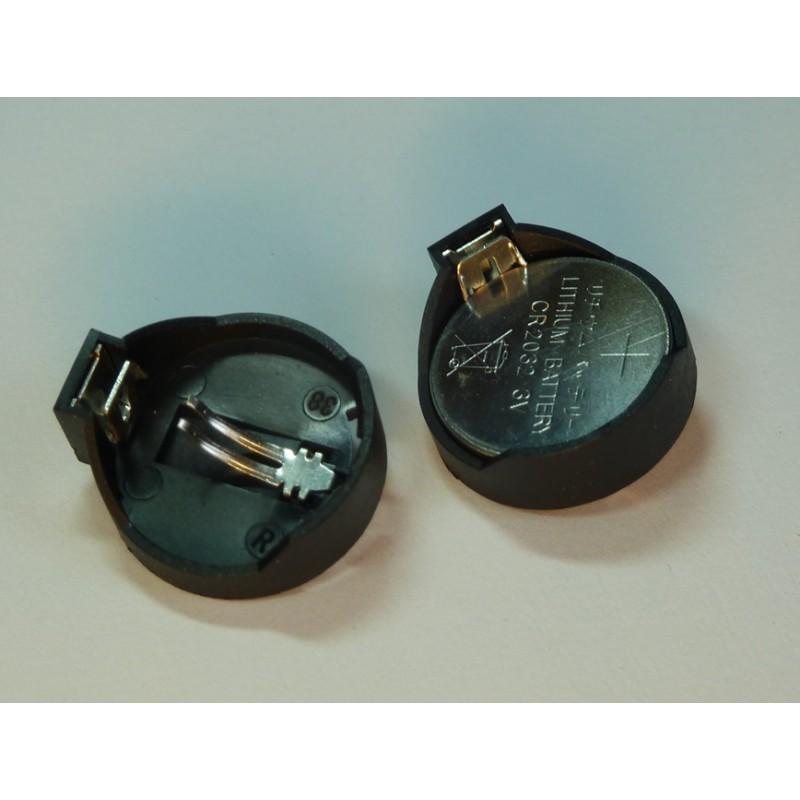 Gniazdo baterii CR2032 CR2025 CR2020 CR2016 - Extronic