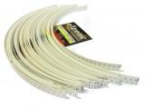 Zestaw 2000 rezystorów i kondensatorów SMD 0603 (szereg E6)