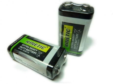 Bateria 9V 6F22