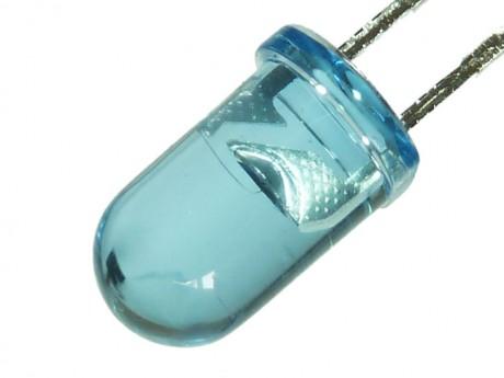 LED IR przezroczysty 5mm (2szt)
