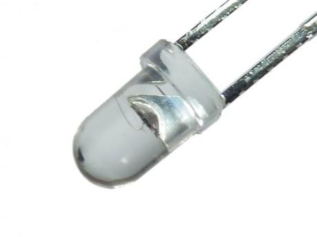 LED IR przezroczysty 3mm (2szt)