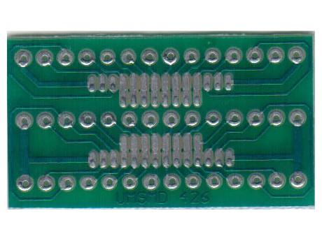 Adapter SO8 - SO28