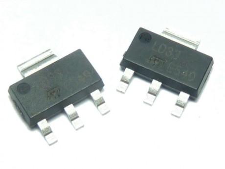 Stabilizator 1117-3.3V SOT223