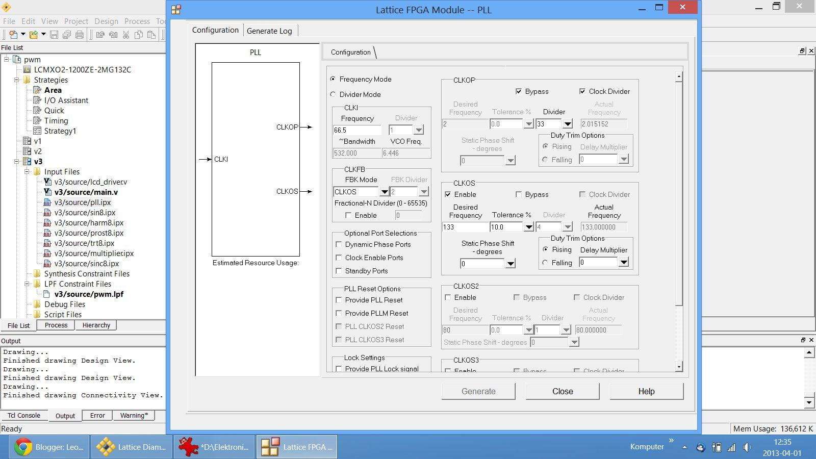 IP Core FPGA