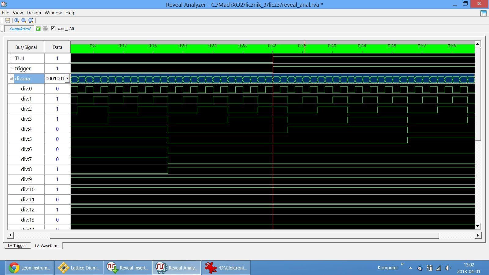 Lattice FPGA