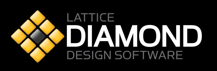 Lattice Diamond logo