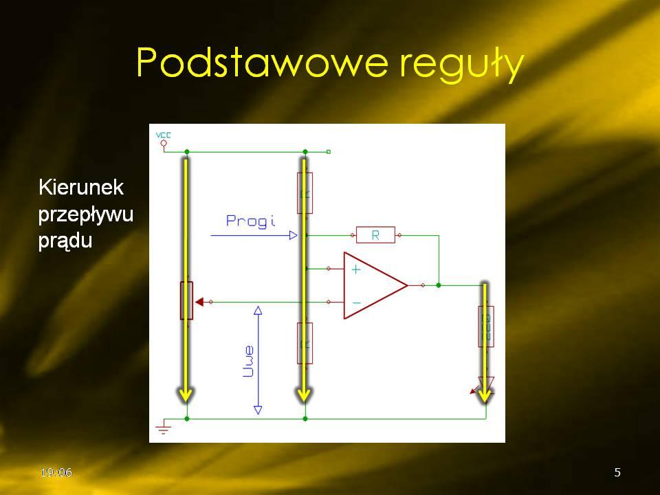 Przepływ prądu i zasilanie