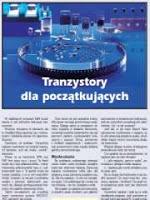 Tranzystory dla początkujących Piotr Górecki