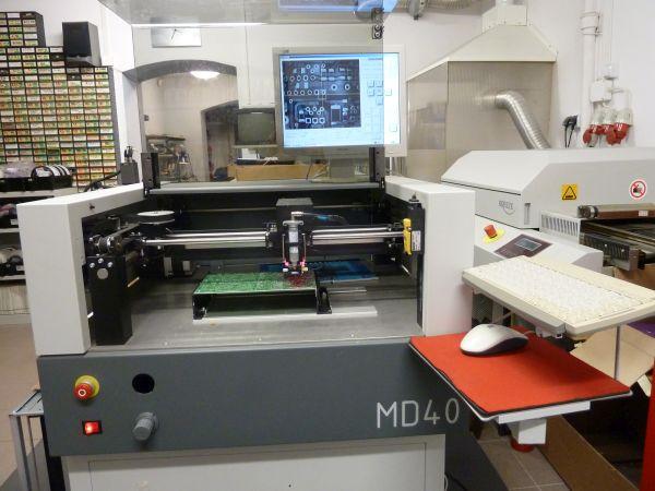Dyspenser Mechatronika MD40